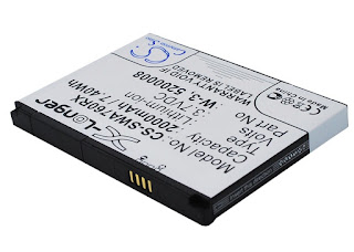 W-3 Battery for SIERRA WIRELESS Aircard 760s, 762s, Wi-Fi 4G FC80, 5200008