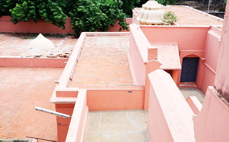 Tamilnadu Tourism: Thanjavur Maratha Palace, Thanjavur
