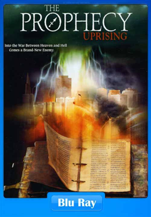 The Prophecy IV Uprising 2005 480p BRRip 250MB x264