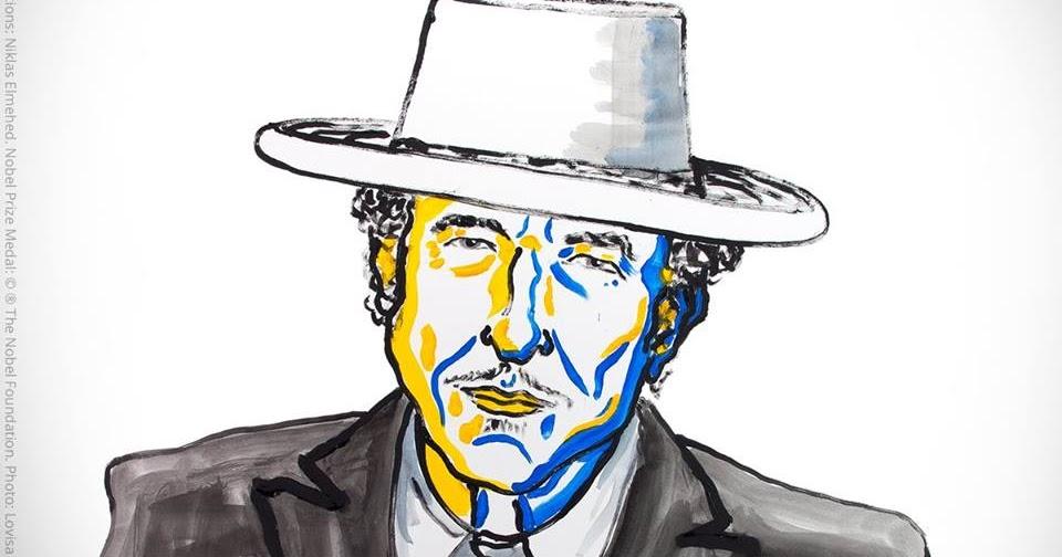 Bob Dylan è Premio Nobel per la Letteratura 2016