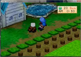 Download Harvest Moon Back To Nature Bahasa Indonesia ISO ...