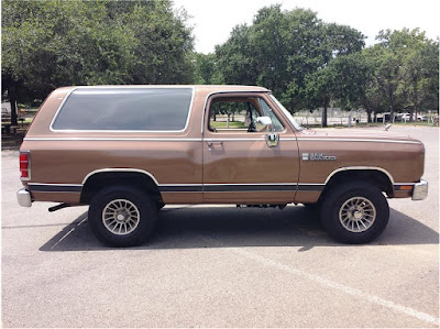 Dodge Ramcharger For Sale California