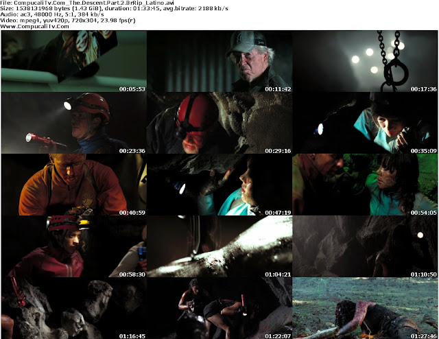 El Descenso 2 (2009) HD 720p Latino Dual