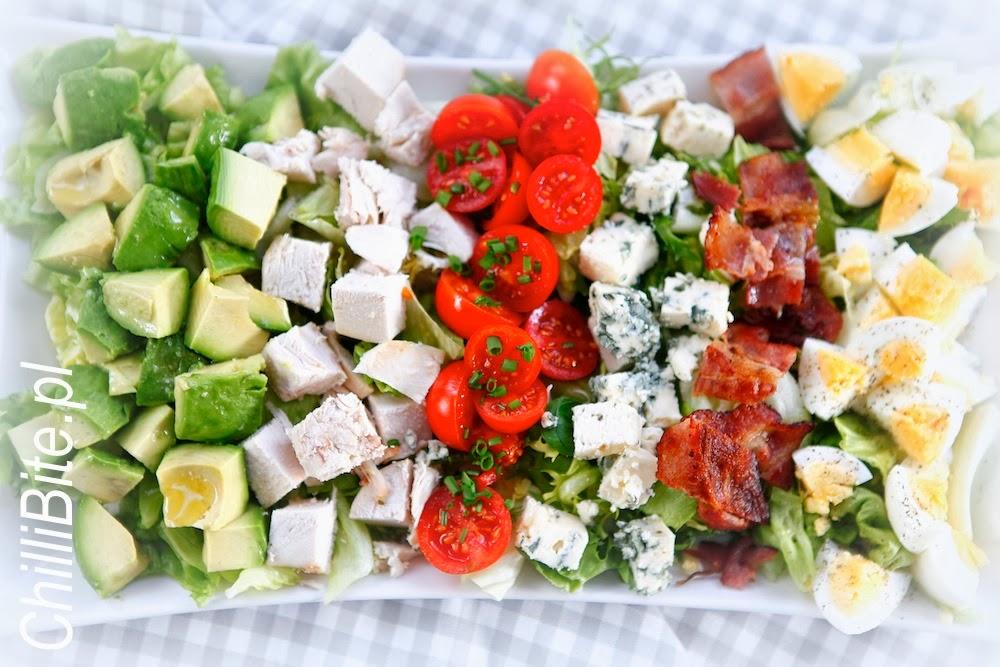 amerykańska cobb salad