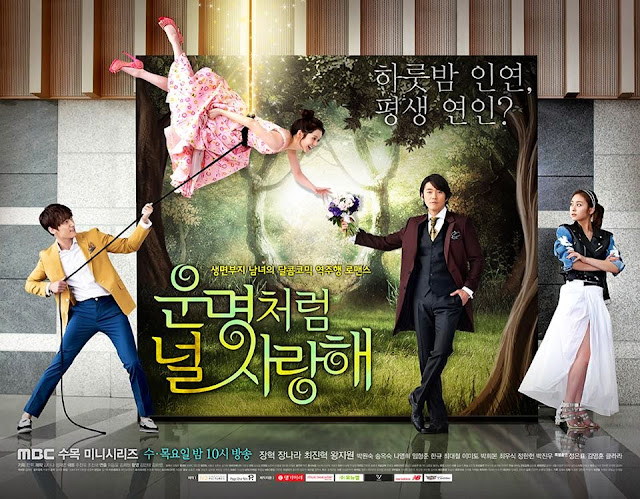 Download Drama Korea Fated to Love You Batch Subtitle Indonesia