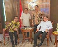 Selain Ketua MPR, Ketua DPR dan BPK RI Juga Bakal Hadiri Pelantikan LUTFI-FERI