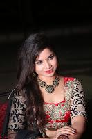 Sirisha Dasari in Red Ghagra Backless Choli ~  040.JPG