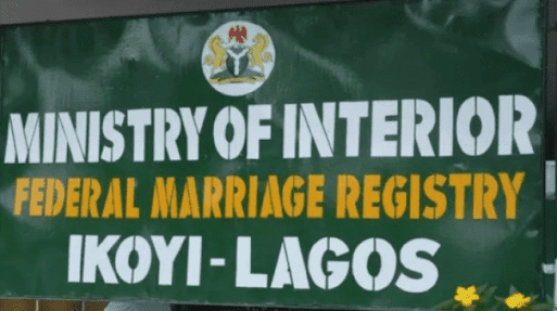 It's legal to marry in Ikoyi registry, says Federal Government