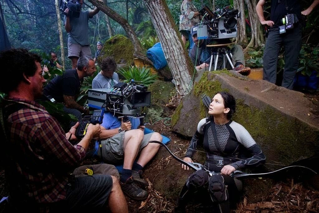 10 Film Hollywood Terlaris Pekan ini, The Hunger Games Mocking Jay