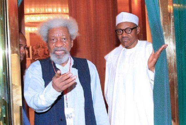Stop eulogising Abacha, Soyinka tells Buhari