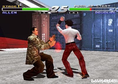 Kensei Sacred Fist Gameplay Screenshot