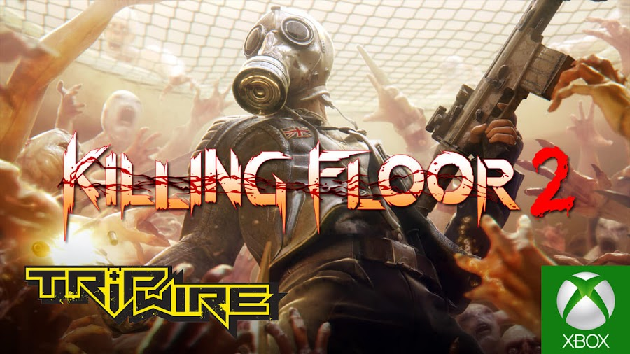 killing floor 2 xbox one release