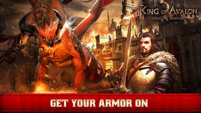 King of Avalon: Dragon Warfare MOD APK v1.8.0 Terbaru