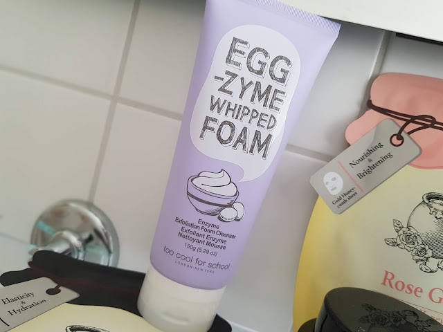Too Cool For School Egg Zyme