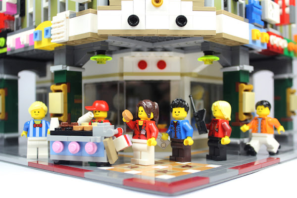 騎樓小吃店