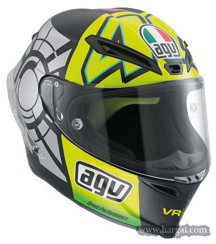 Info Harga Terbaru Helm AGV Terbaru Valentino Rossi