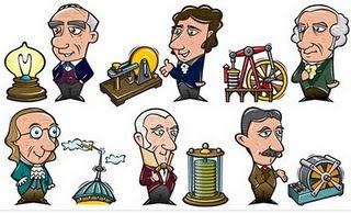 Resultado de imagen de inventos e inventores