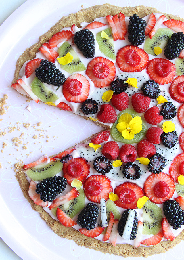 fruit ninja online fruit pizza crust healthy