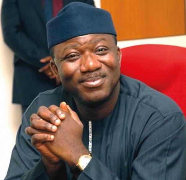 You Are Free To Challenge My Victory – Fayemi To Eleka