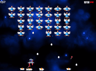 Download Chicken Invaders 1 - (1999) Free