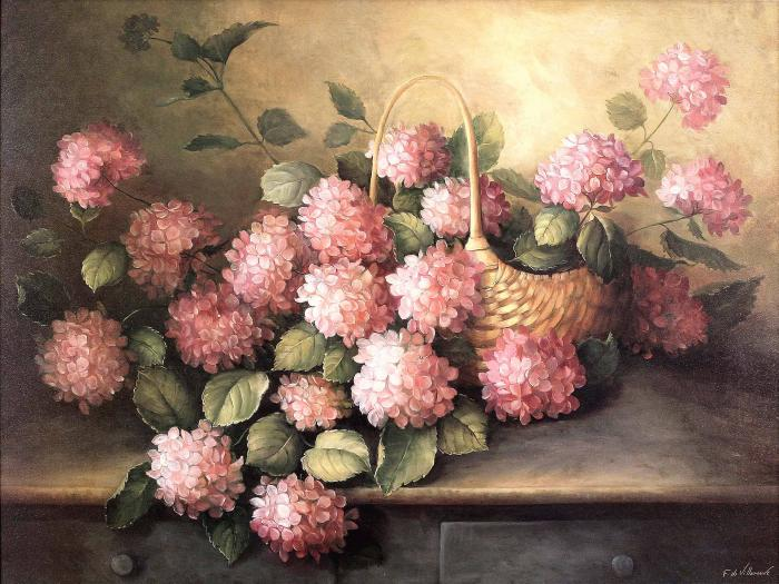 Fabrice De Villeneuve 1954 Vintage Painter Tutt'Art