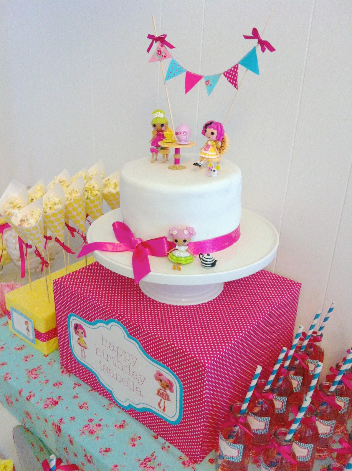 Polka Dot Daze Lalaloopsy Birthday Party