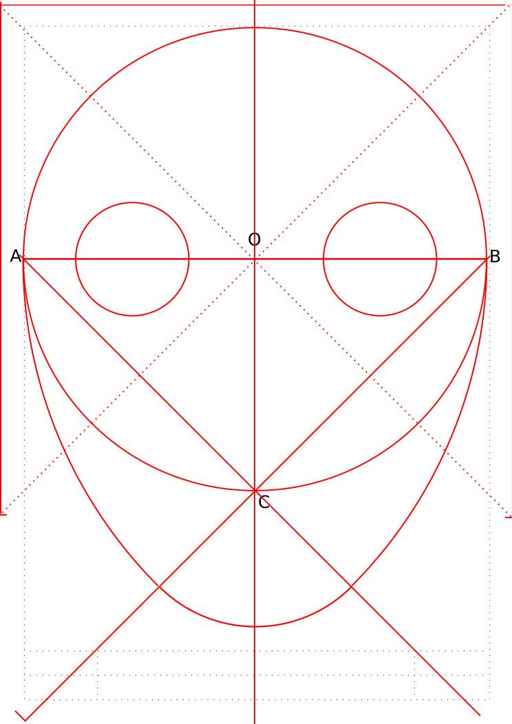 el rinc243n de pl225stica de 3186 dibujo t233cnico pol237gonos y