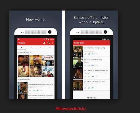 Fun With Your Friends For New App Samosa App Download Allnewtechtrickz Techworld