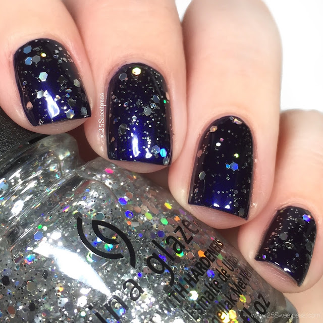 China Glaze Disco Ball Drop