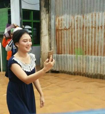 Ini Dia Profil Nur Aini Wulandaru, Gadis Bening yang Terjebak Dalam Banjir Pasuruan