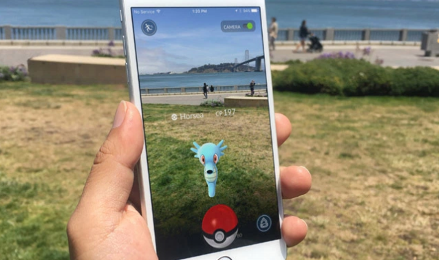 Mengatasi Pokemon GO Can't Detect Camera Orientation AR Mode