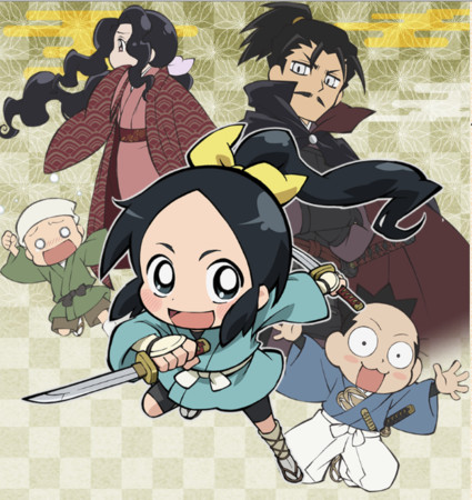 Nobunaga no Shinobi tendrá segunda temporada