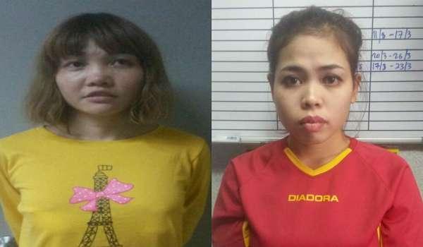Mengapa 2 Wanita Yang Menyapu Racun Ke Muka Jong-nam Masih Hidup?