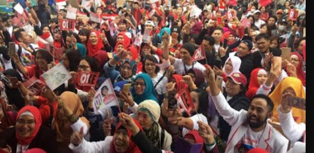 Relawan Targetkan Jokowi-Ma'ruf Amin Menang 100% di Taiwan