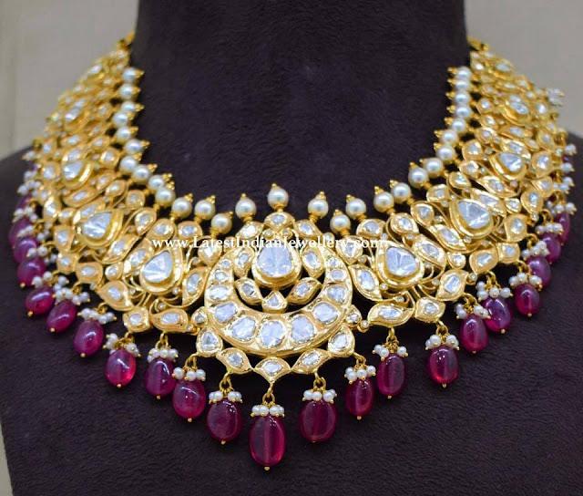 Ravishing Polki Necklace
