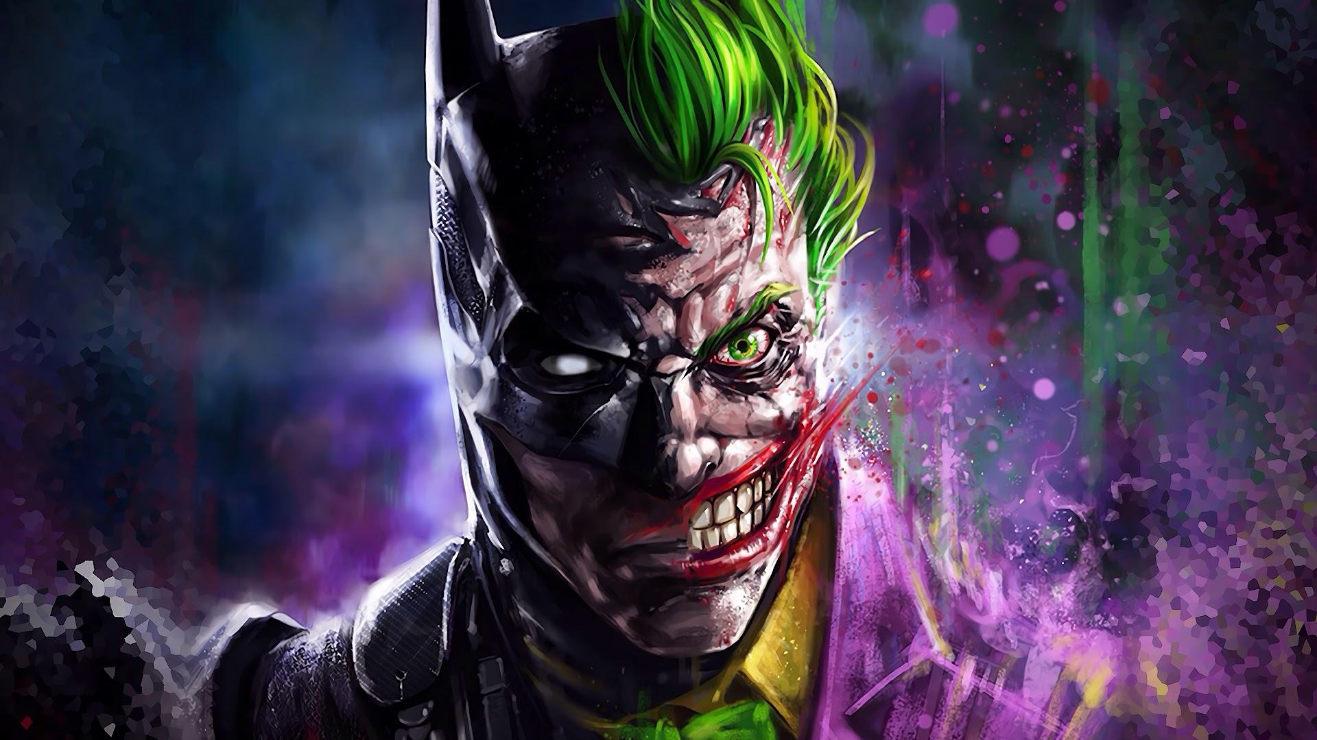 Batman Joker 4k Wallpaper 221