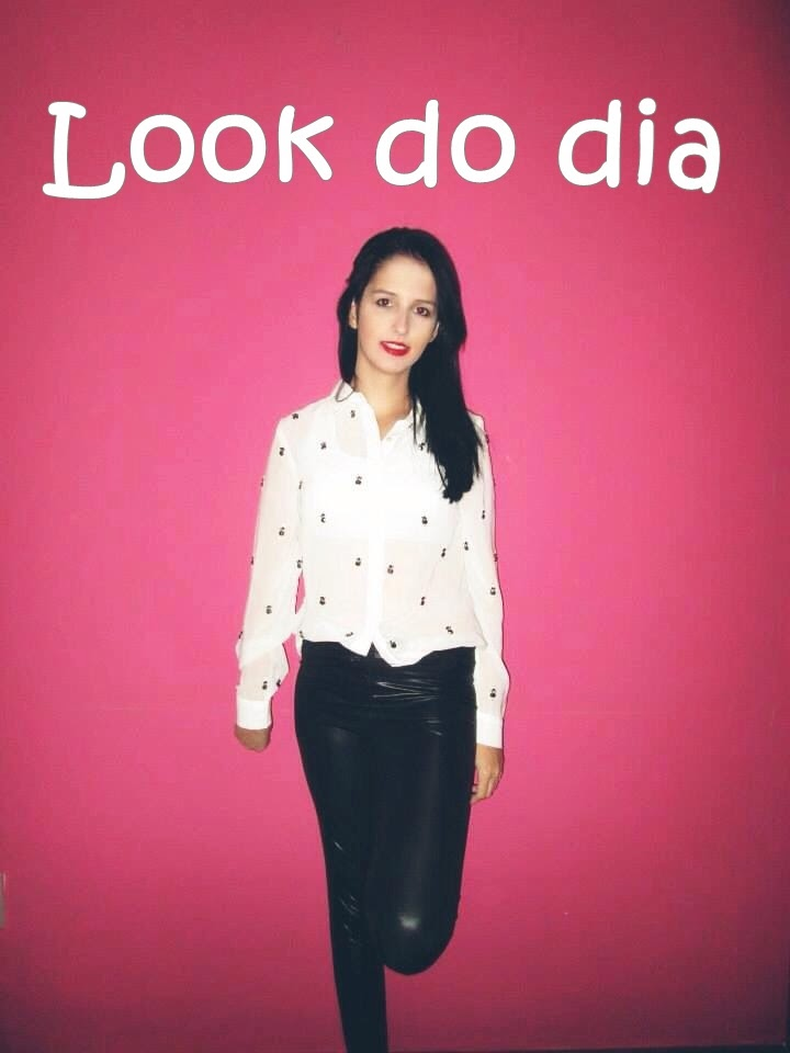 Aline Indecisa  Calça de cintura alta 0dc15cafc6