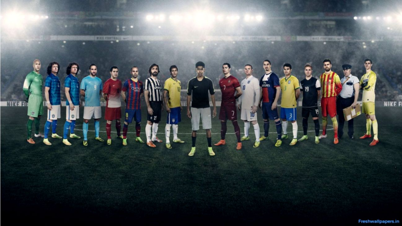 Nike Football Wallpapers Smart Wallpapers
