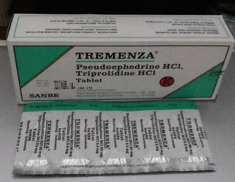 Harga Tremenza Obat Gejala Flu Demam Terbaru 2017