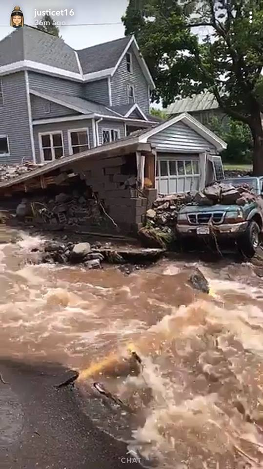 June 17 Report: Storm causes serious damage in Copper Country