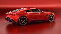 Aston Martin Vanquish Zagato Concept