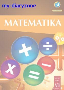 download bse. Matematika SMP / MTs Kelas 7 Semester 1