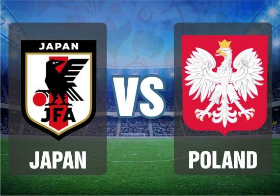 Japan vs Poland - 2018 World Cup