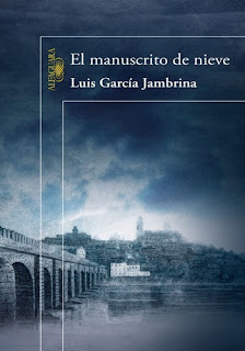 El manuscrito de nieve (OpenLibrary Covers)