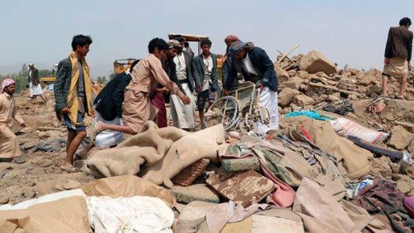 Unos 5.000 civiles han muerto durante el conflicto en Yemen
