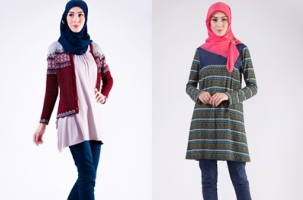 Baju Muslim Lebaran Terbaru Untuk Anak Remaja