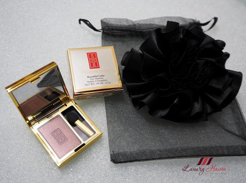 elizabeth arden beautiful color eye shadow giveaway