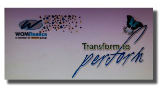 PT. WOM Finance Logo
