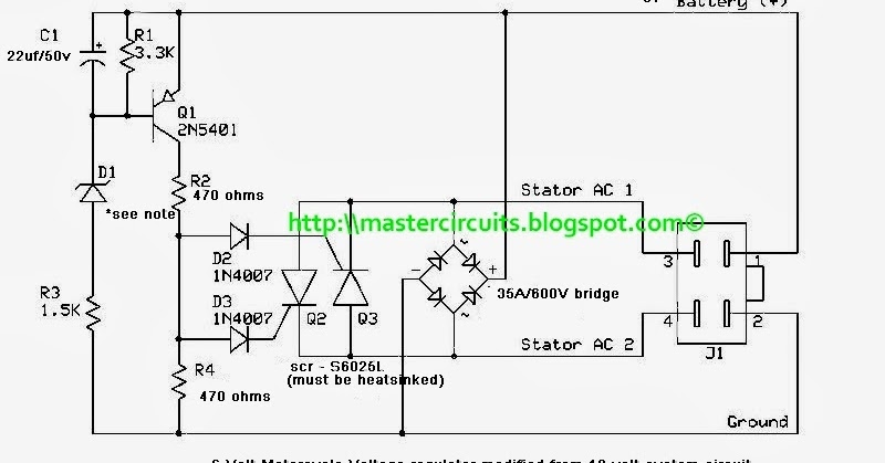 79 honda ct90 wiring ct90 wiring diagram 6 volts motorcycle regulator techy at day blogger at
