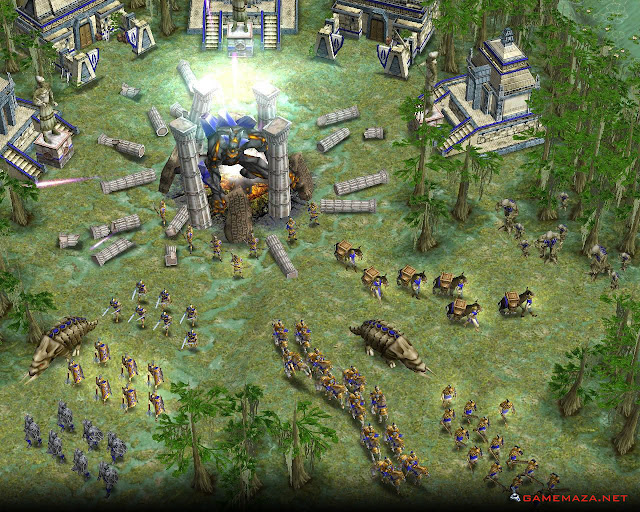 Age of Mythology The Titans Gameplay Screenshot 1